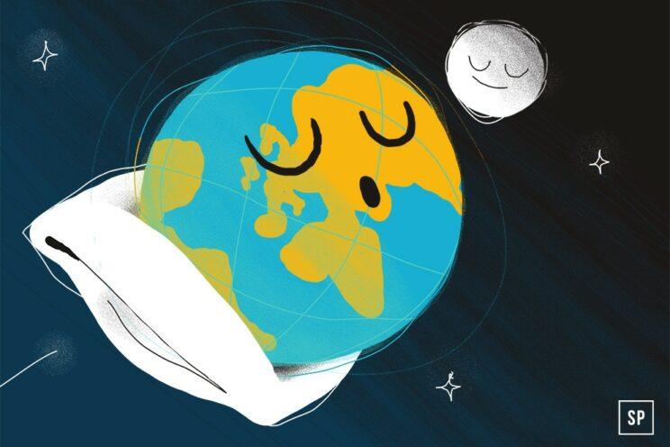 SNOOZE PROJECT PRÄSENTIERT: INTERNATIONALER WELTSCHLAFTAG (WORLD SLEEP DAY) AM 13.03.2020 INKL. ECHTZEITGRAFIK!